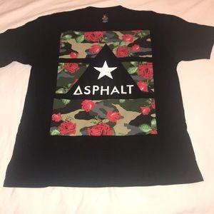 Men's asphalt shirt